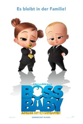 Boss Baby 2 - Schluss mit Kindergarten