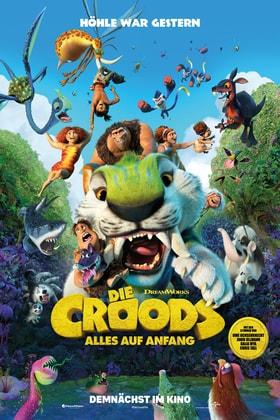 Die Croods 2- Alles auf Anfang