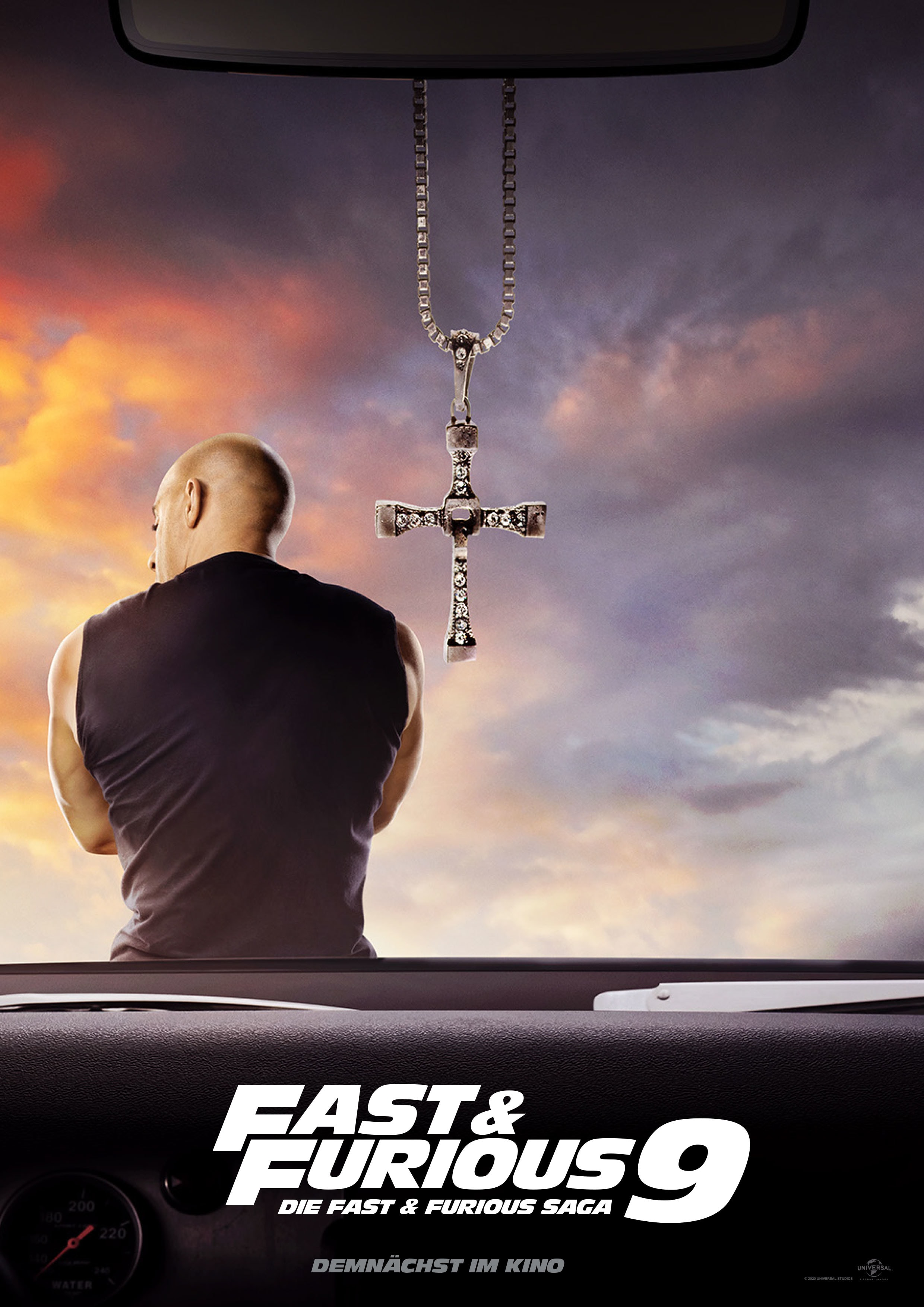 Fast and Furious 9 ATMOS